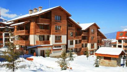 One bedroom apartments in Bansko for sale